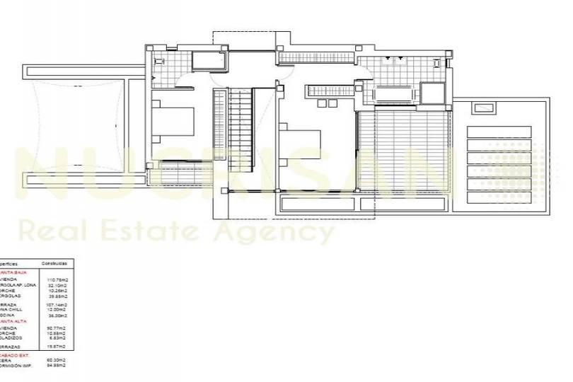 Javea-Xabia,Alicante,España,3 Bedrooms Bedrooms,3 BathroomsBathrooms,Chalets,17625
