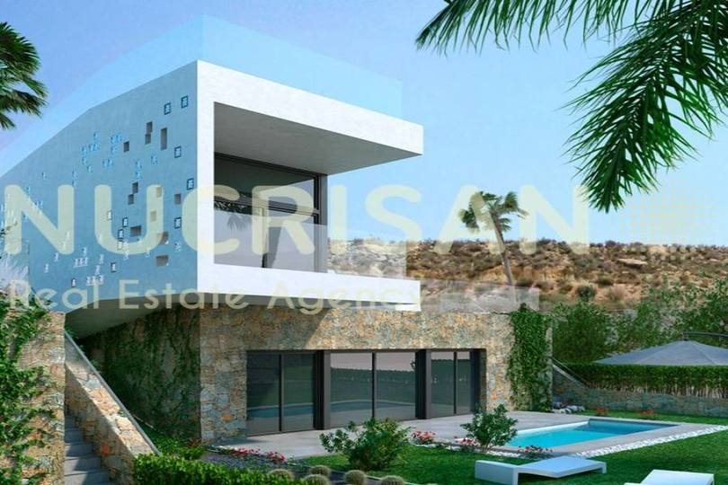 Algorfa,Alicante,España,3 Bedrooms Bedrooms,3 BathroomsBathrooms,Chalets,17629