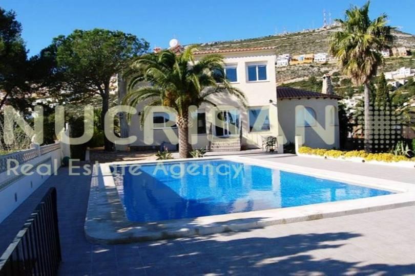 Benitachell,Alicante,España,3 Bedrooms Bedrooms,3 BathroomsBathrooms,Chalets,17630