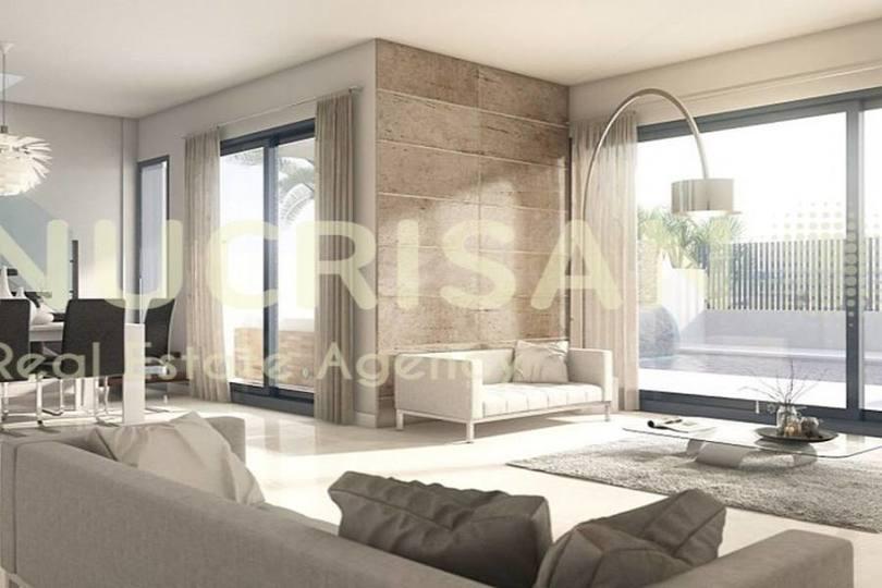 Orihuela,Alicante,España,3 Bedrooms Bedrooms,2 BathroomsBathrooms,Chalets,17632