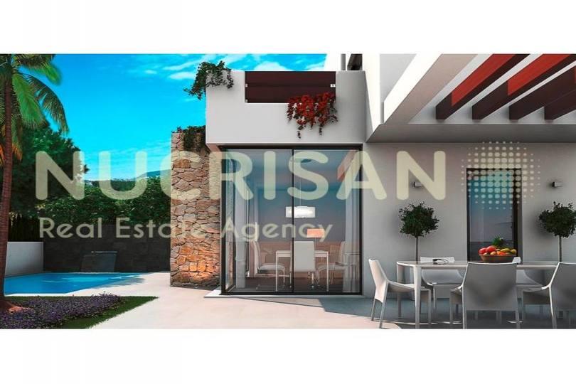 Rojales,Alicante,España,3 Bedrooms Bedrooms,3 BathroomsBathrooms,Chalets,17657