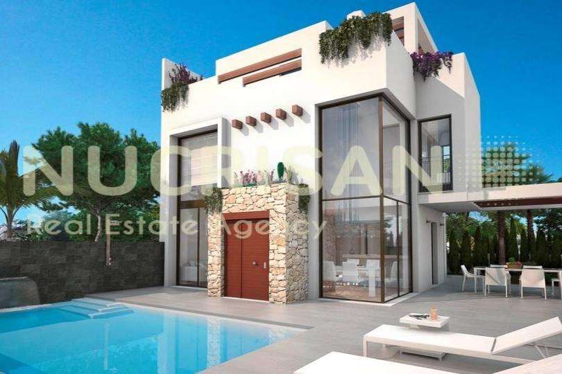 Rojales,Alicante,España,3 Bedrooms Bedrooms,3 BathroomsBathrooms,Chalets,17658