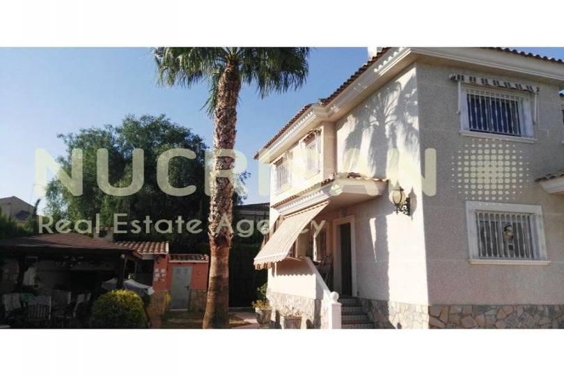 San Vicente del Raspeig,Alicante,España,5 Bedrooms Bedrooms,4 BathroomsBathrooms,Chalets,17662