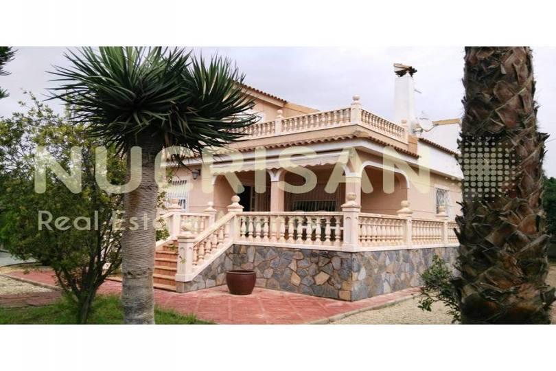 San Vicente del Raspeig,Alicante,España,4 Bedrooms Bedrooms,3 BathroomsBathrooms,Chalets,17666