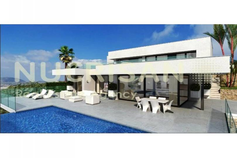 Benitachell,Alicante,España,3 Bedrooms Bedrooms,4 BathroomsBathrooms,Chalets,17674