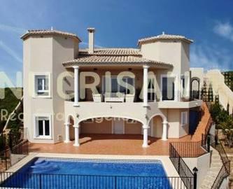 Benitachell,Alicante,España,3 Bedrooms Bedrooms,4 BathroomsBathrooms,Chalets,17677