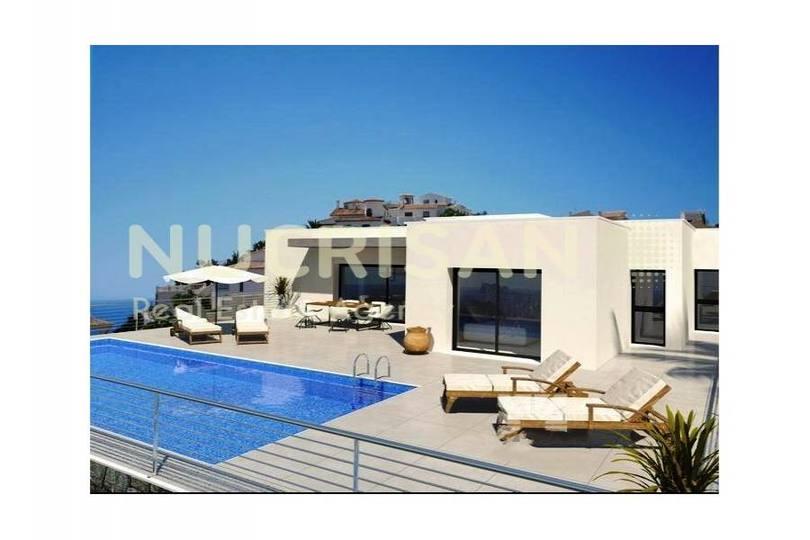 Benitachell,Alicante,España,3 Bedrooms Bedrooms,2 BathroomsBathrooms,Chalets,17679