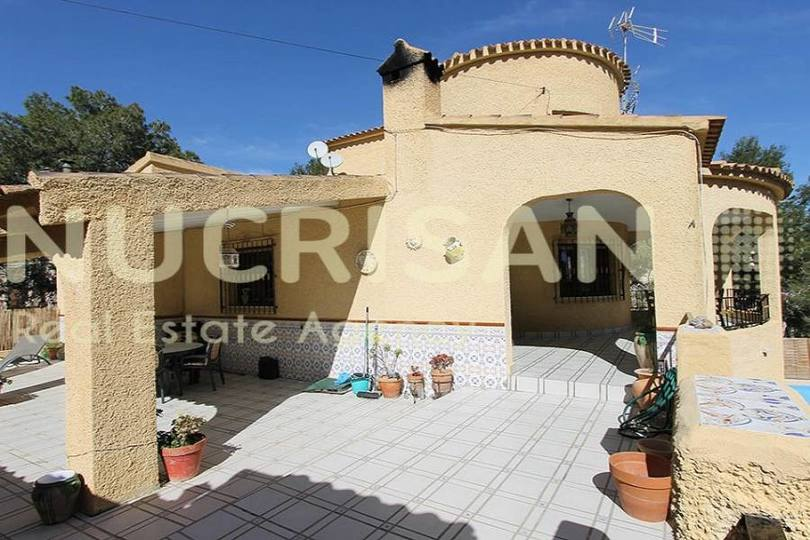 Orihuela,Alicante,España,6 Bedrooms Bedrooms,3 BathroomsBathrooms,Chalets,17689