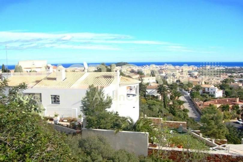 Dénia,Alicante,España,3 Bedrooms Bedrooms,2 BathroomsBathrooms,Chalets,17692