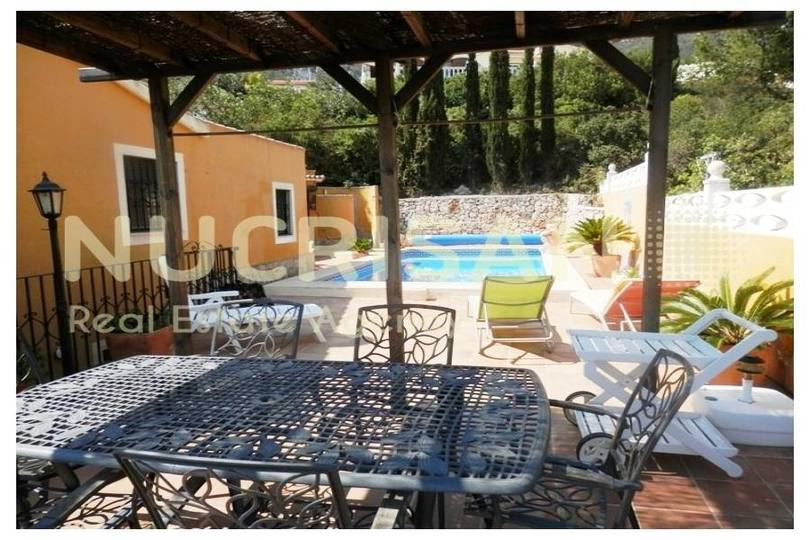 Dénia,Alicante,España,4 Bedrooms Bedrooms,3 BathroomsBathrooms,Chalets,17693