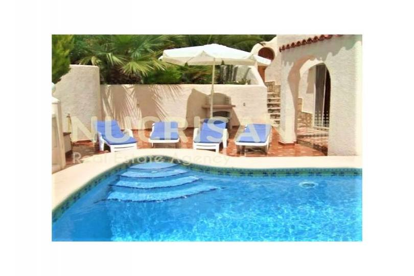 Benitachell,Alicante,España,4 Bedrooms Bedrooms,3 BathroomsBathrooms,Chalets,17707