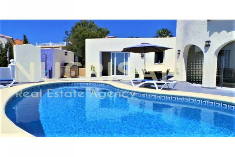 Benitachell,Alicante,España,4 Bedrooms Bedrooms,3 BathroomsBathrooms,Chalets,17710