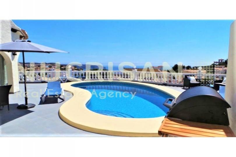 Benitachell,Alicante,España,4 Bedrooms Bedrooms,3 BathroomsBathrooms,Chalets,17710