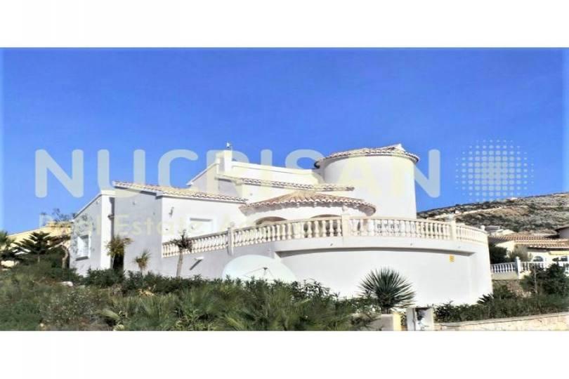 Benitachell,Alicante,España,4 Bedrooms Bedrooms,3 BathroomsBathrooms,Chalets,17711