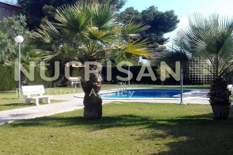 San Juan,Alicante,España,4 Bedrooms Bedrooms,3 BathroomsBathrooms,Chalets,17717