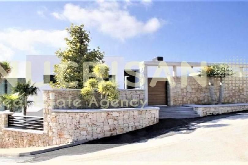 Benitachell,Alicante,España,3 Bedrooms Bedrooms,2 BathroomsBathrooms,Chalets,17721