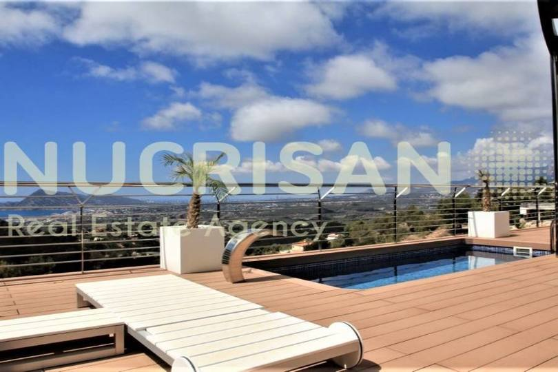 Altea,Alicante,España,3 Bedrooms Bedrooms,4 BathroomsBathrooms,Chalets,17722