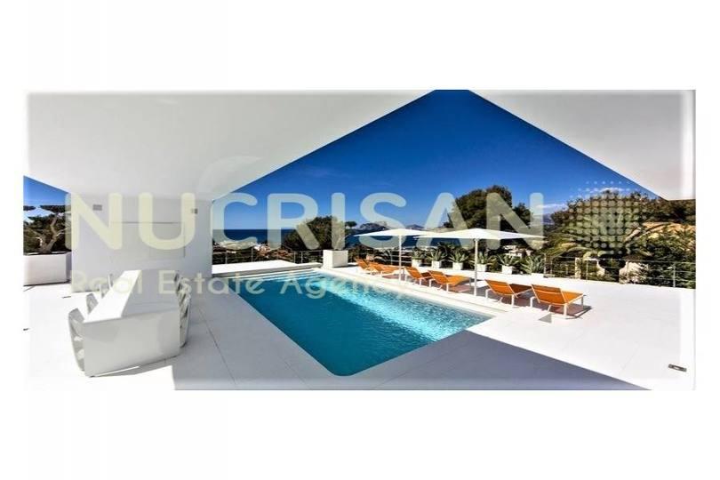Teulada,Alicante,España,4 Bedrooms Bedrooms,4 BathroomsBathrooms,Chalets,17724