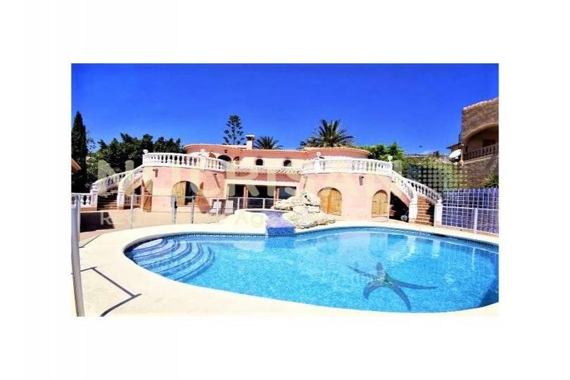 Benitachell,Alicante,España,5 Bedrooms Bedrooms,6 BathroomsBathrooms,Chalets,17725