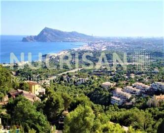 Altea,Alicante,España,4 Bedrooms Bedrooms,2 BathroomsBathrooms,Chalets,17738