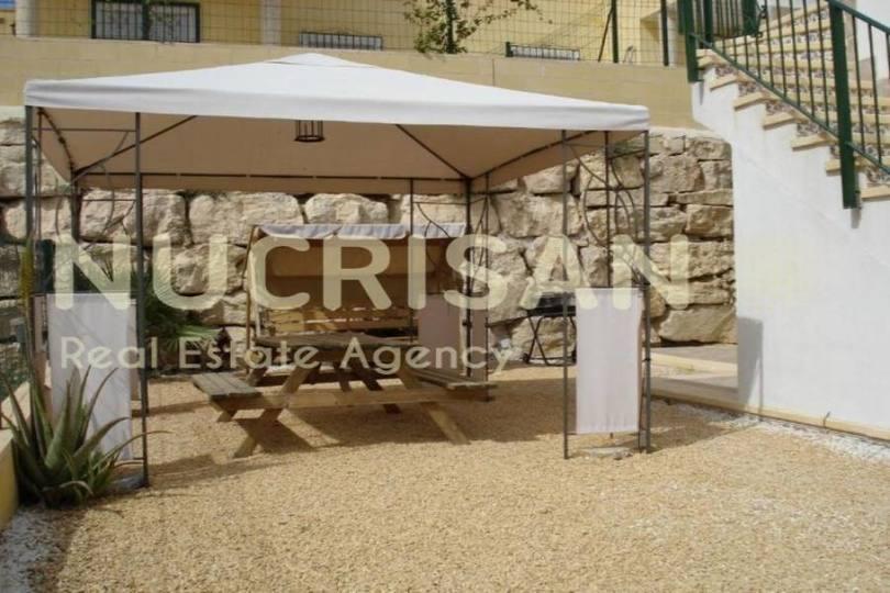 Mutxamel,Alicante,España,2 Bedrooms Bedrooms,2 BathroomsBathrooms,Chalets,17749