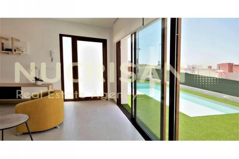 Benijófar,Alicante,España,2 Bedrooms Bedrooms,2 BathroomsBathrooms,Chalets,17753