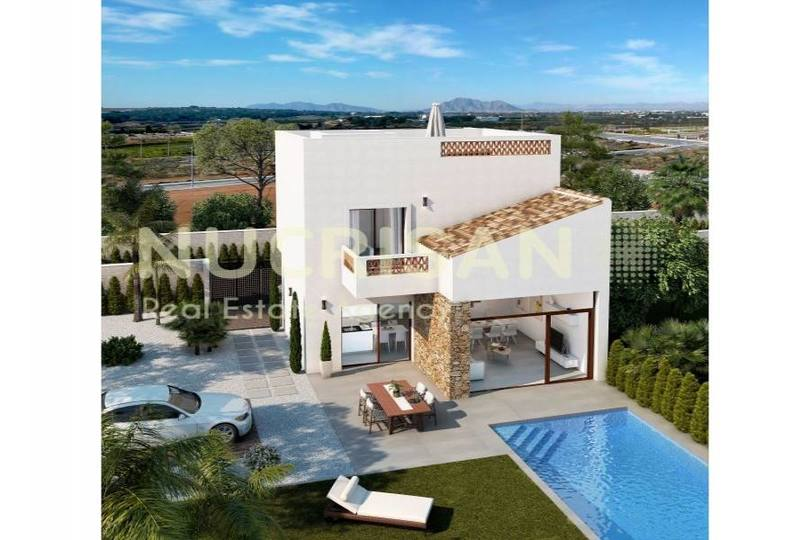 Benijófar,Alicante,España,3 Bedrooms Bedrooms,3 BathroomsBathrooms,Chalets,17754