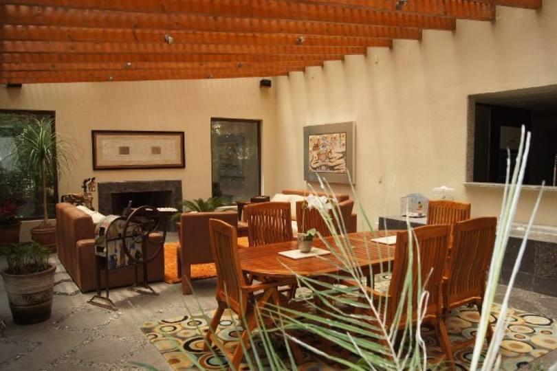 Ocoyoacac,Estado de Mexico,México,4 Habitaciones Habitaciones,4 BañosBaños,Casas,2521