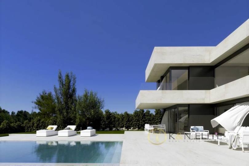 Finestrat,Alicante,España,4 Bedrooms Bedrooms,5 BathroomsBathrooms,Chalets,17771