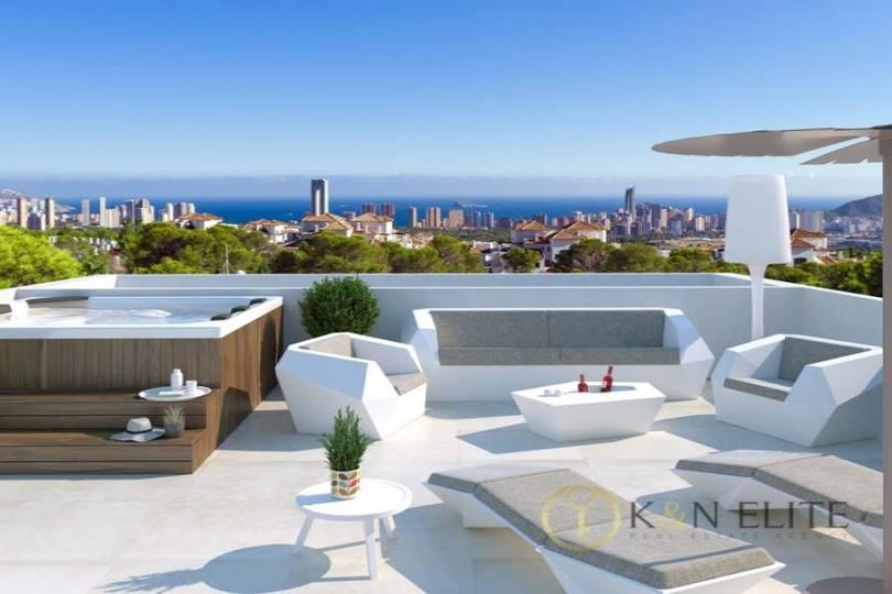 Finestrat,Alicante,España,3 Bedrooms Bedrooms,3 BathroomsBathrooms,Chalets,17772