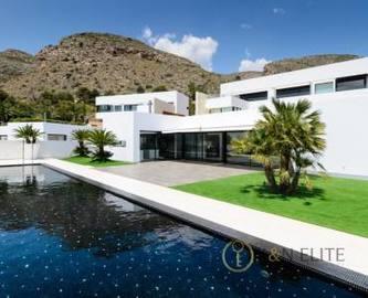 Benidorm,Alicante,España,4 Bedrooms Bedrooms,4 BathroomsBathrooms,Chalets,17783
