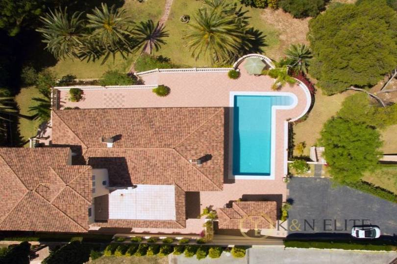 Alicante,Alicante,España,7 Bedrooms Bedrooms,7 BathroomsBathrooms,Chalets,17784