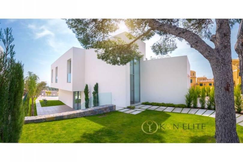 Finestrat,Alicante,España,3 Bedrooms Bedrooms,4 BathroomsBathrooms,Chalets,17787