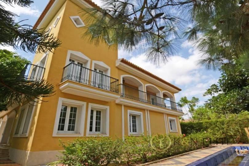Mutxamel,Alicante,España,3 Bedrooms Bedrooms,4 BathroomsBathrooms,Chalets,17796