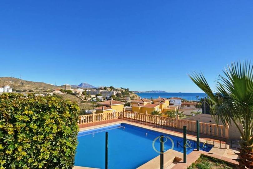 el Campello,Alicante,España,7 Bedrooms Bedrooms,6 BathroomsBathrooms,Chalets,17810