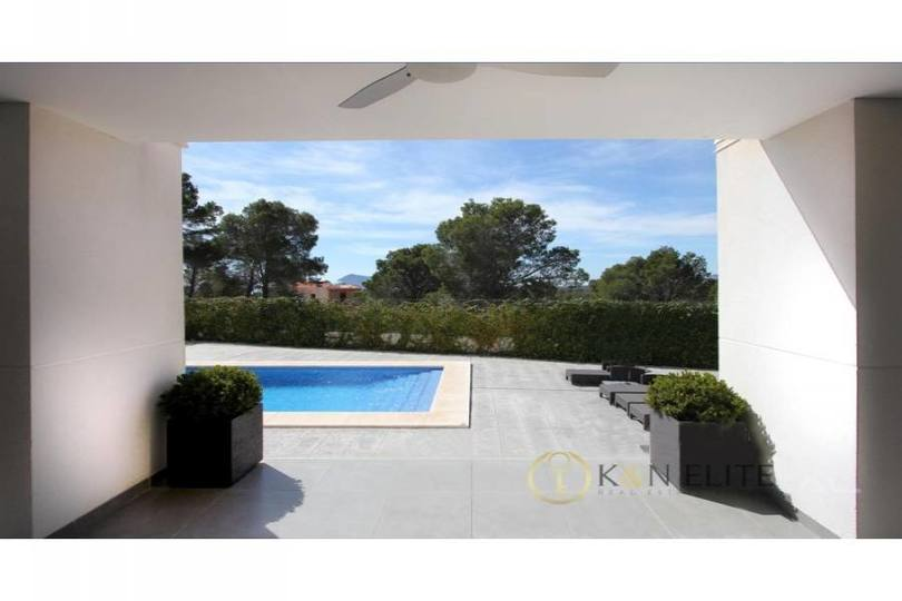 Altea,Alicante,España,5 Bedrooms Bedrooms,4 BathroomsBathrooms,Chalets,17821