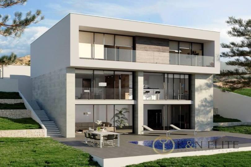 el Campello,Alicante,España,5 Bedrooms Bedrooms,6 BathroomsBathrooms,Chalets,17823