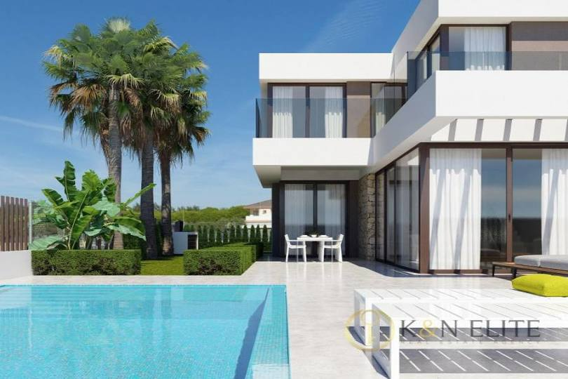 Finestrat,Alicante,España,3 Bedrooms Bedrooms,3 BathroomsBathrooms,Chalets,17831