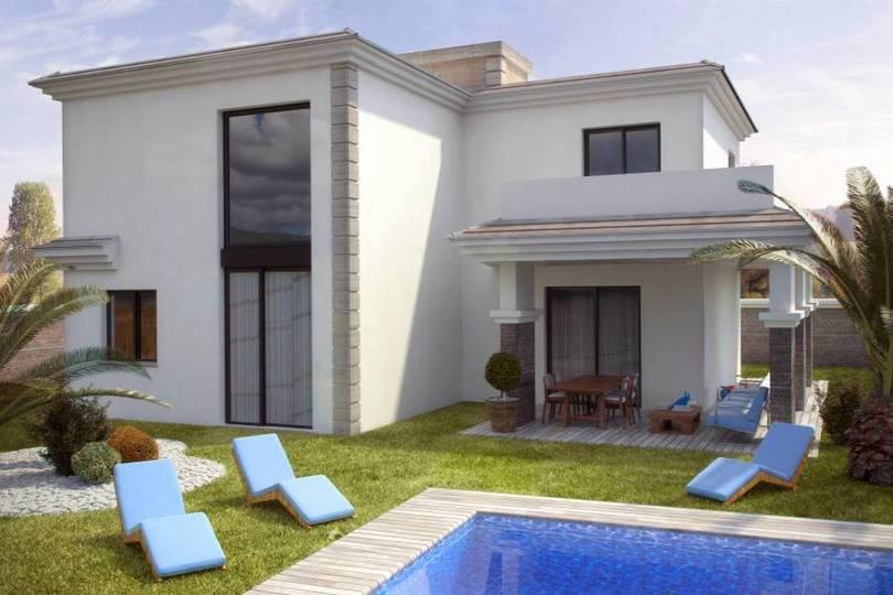 Santa Pola,Alicante,España,4 Bedrooms Bedrooms,2 BathroomsBathrooms,Chalets,17839