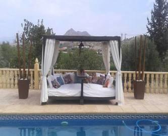 El Rebolledo,Alicante,España,4 Bedrooms Bedrooms,1 BañoBathrooms,Chalets,17840