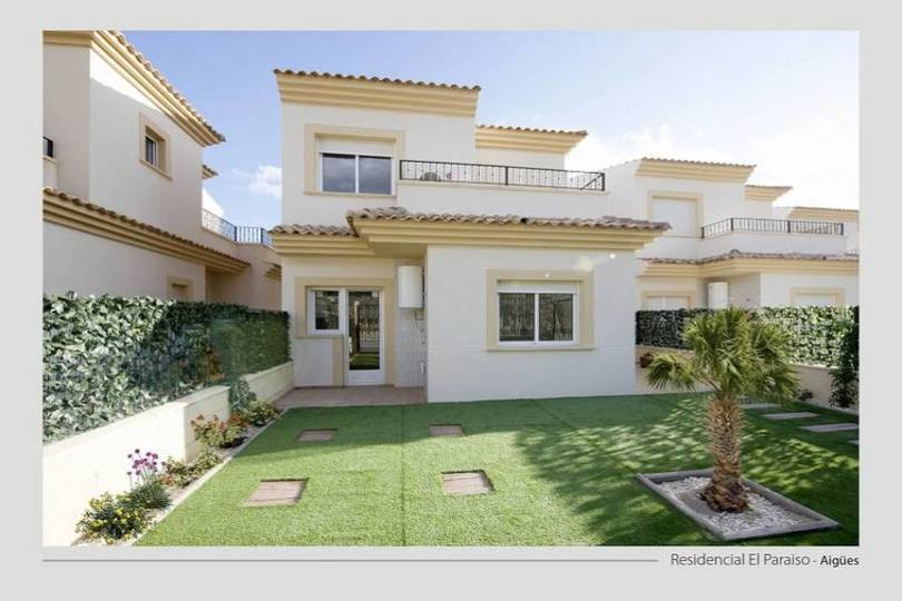 Aigües,Alicante,España,3 Bedrooms Bedrooms,3 BathroomsBathrooms,Chalets,17842