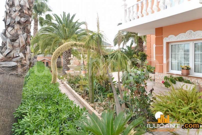 San Vicente del Raspeig,Alicante,España,9 Bedrooms Bedrooms,6 BathroomsBathrooms,Chalets,17857