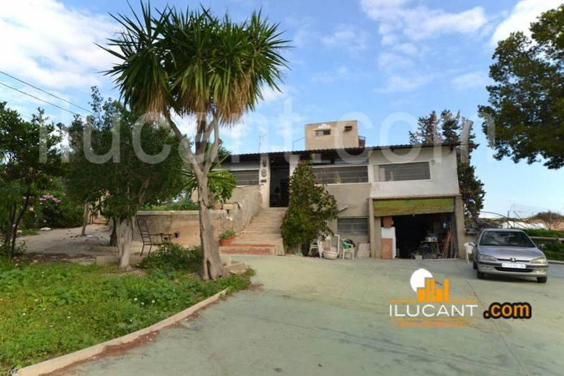 Villafranqueza,Alicante,España,2 Bedrooms Bedrooms,1 BañoBathrooms,Chalets,17869