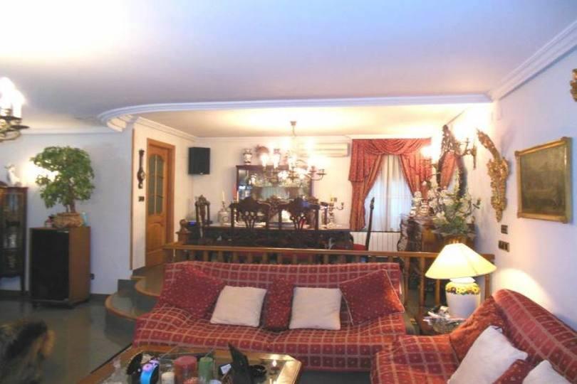 San Juan,Alicante,España,4 Bedrooms Bedrooms,5 BathroomsBathrooms,Chalets,17883