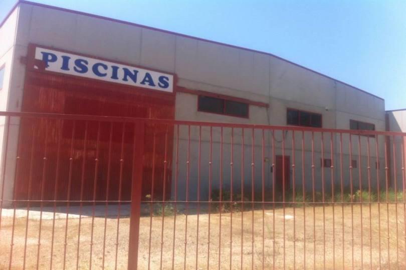 Salinas,Alicante,España,2 BathroomsBathrooms,Nave industrial,17893