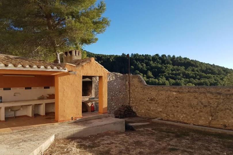 Biar,Alicante,España,4 Bedrooms Bedrooms,1 BañoBathrooms,Chalets,17895