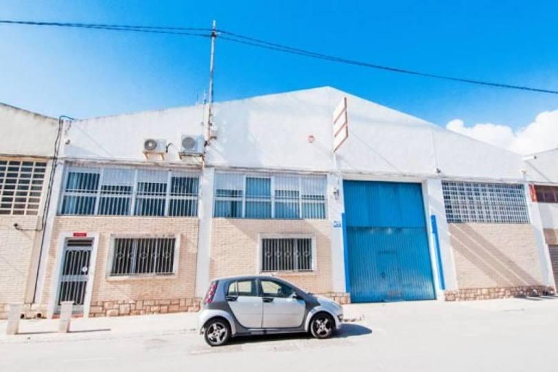 Alicante,Alicante,España,Nave industrial,17898