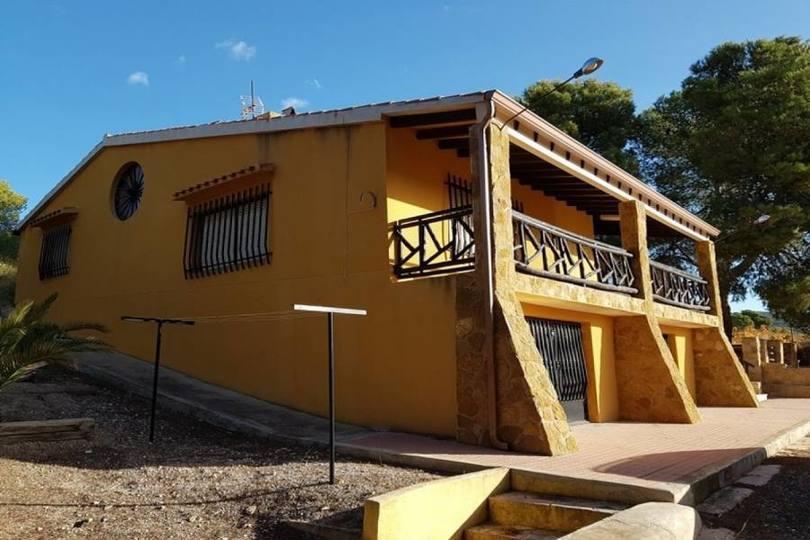 Sax,Alicante,España,4 Bedrooms Bedrooms,1 BañoBathrooms,Chalets,17899