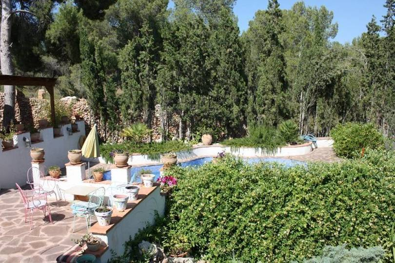 Sax,Alicante,España,4 Bedrooms Bedrooms,3 BathroomsBathrooms,Chalets,17900