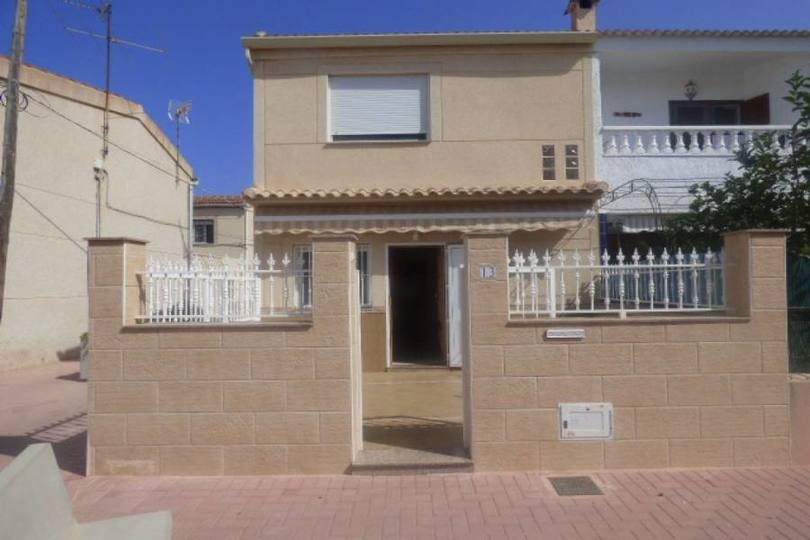 Torrevieja,Alicante,España,2 Bedrooms Bedrooms,1 BañoBathrooms,Chalets,17905